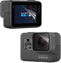 GoPro Hero 5 LCD-skärmskydd + linsskydd med förpackning