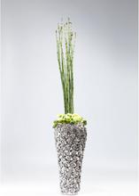 KARE DESIGN Vase, Rose Multi Krom Stor