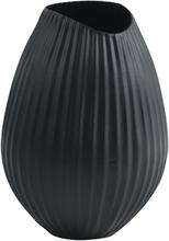 FUHRHOME Oslo vase - sort aluminium (Ø 15)