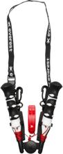 Everest Ice Prods Retkiluistintarvikkeet BLACK / RED