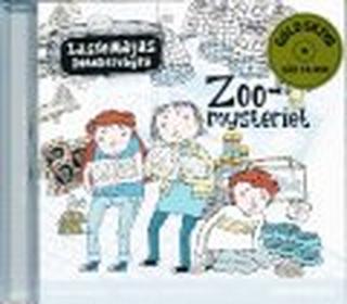 LasseMajas Detektivbyrå CD - Zoomysteriet (CD)