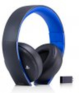 PlayStation Wireless Stereo Headset 2.0 (PS3/PS4/PC/Mac)