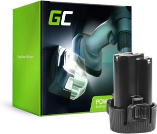 Batteri till Elverktyg BL1013 för Makita DF030D DF330D TD090D JV100DWE