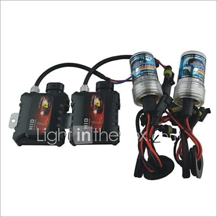 Carking ™ 12V 35W H7 8000K Warm White Light HID Xenon Kit