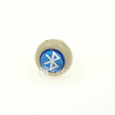 Bluetooth V3.0 Stereo In-Ear Kuuloke / mikrofoni iPhone / iPad ja muut
