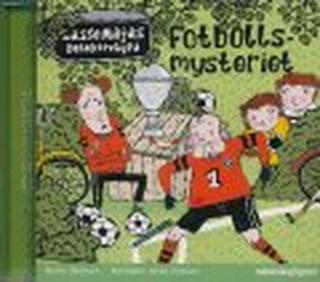 LasseMajas Detektivbyrå CD - Fotbollsmysteriet (CD)