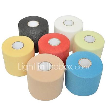 urheilu ulkona 7cm x 27m urheilu pre-wrap vaahto side underwrap prewrap urheilullinen nauha (valikoituja väri)