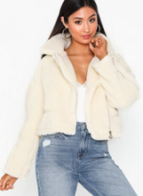 Missguided Borg Cropped Aviator