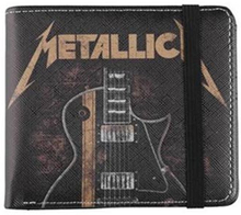 Metallica: Guitar/Plånbok