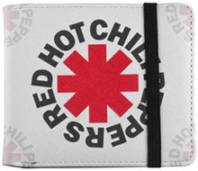 Red Hot Chili Peppers: White asterisk/Plånbok