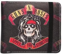 "Guns N""' Roses: Appetite for destruction/Plånbok"