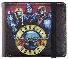 """Guns N""""' Roses: Skeleton/Plånbok"""