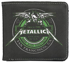 Metallica: Seek and destroy/Plånbok