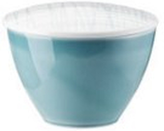 Rosenthal Mesh Line Aqua Sukkerskål