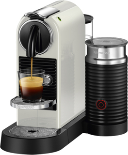 Citiz&Milk D122 Kaffemaskin Vit