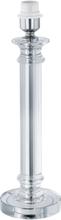 Glasbury lampfot 1 (Förkromad/blank)