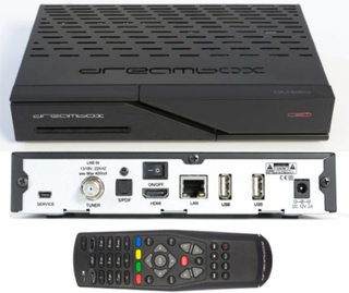 Dreambox DM520 HD TV DVB-S2