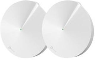 TP-Link Deco M9 Plus - Wi-Fi-system - 802.11a/b/g/n/ac, Bluetooth 4.2, ZigBee Home Automation 1.2 - desktop