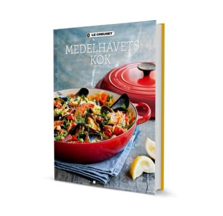 Le Creuset Middelhavets kjøkken - med en touch av Le Creuset 19,5x25 cm Le Creuset