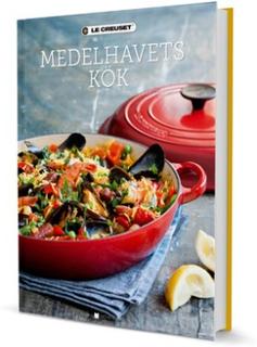 Le Creuset Middelhavets kjøkken - med en touch av Le Creuset 19,5x25 cm