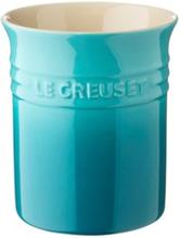 Le Creuset Bestikkrukke 1,1 L/15 cm Caribbean
