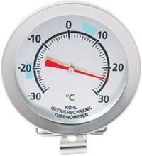 MINGLE Frys-/kylskåpstermometer med clips Analog