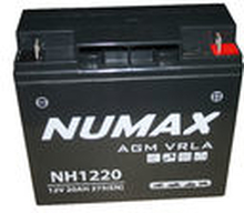 Akku 12V 20Ah, NH1220 - Numax