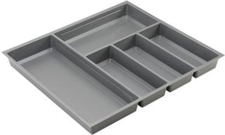 Beslag Design Bestikkskuff SKY 550/50 orion grå Beslag Design