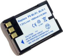 BLM-1S för Olympus, 7.2V (7.4V), 1500 mAh