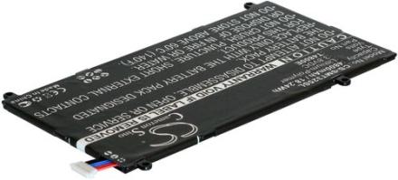 Samsung SM-T325, 3.8V, 4800 mAh