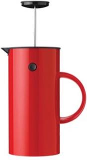 Stelton EM Kaffepress Röd