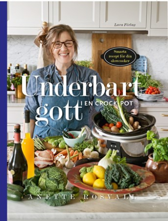 """Crock-Pot Kokebok """"Fantastisk godt i en Crock-Pot"""" Crock-Pot"""