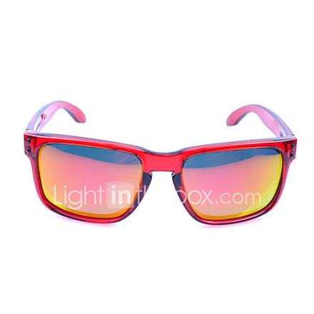 Unisex Red Revo linssi polarisoitunut Cat Eye aurinkolasien (valikoituja väri)