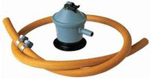 Gassregulatorsett til gassgrill Regulatorsats