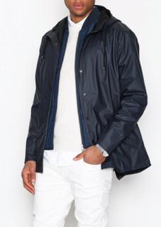 Rains Jacket Jakker Blue