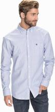 Selected Homme Slhregcollect Shirt Ls W Noos Kauluspaidat Sininen