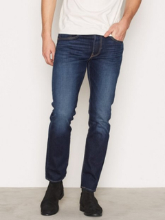 Levis 502 Regular Taper Jeans Indigo