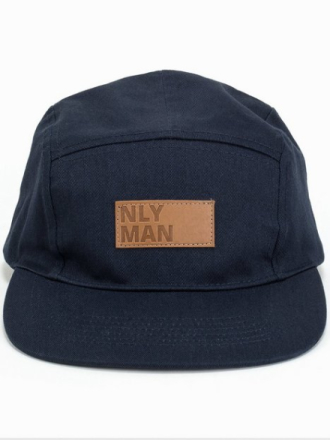 NLY MAN 5 Panel Cap Lippalakit Navy