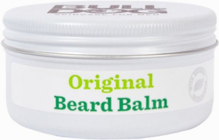 Bulldog Original Beard Balm Barbering Hvit