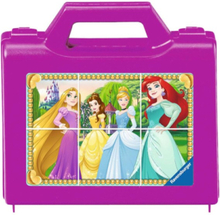 Disney Princess Block Puzzle 6pcs