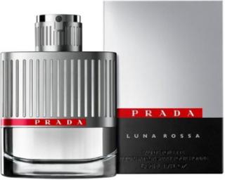 Prada Prada Luna Rossa Edt 50ml Parfyme Transparent