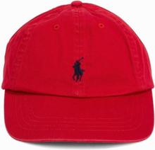 Polo Ralph Lauren Classic Sport Cap Lippalakit Red