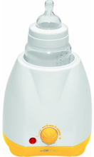 Clatronic BKW 3615 Babykostwärmer Weiß/ Gelb 1 stk