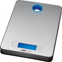 Clatronic KW 3412 Køkkenvægt Sølv 1 stk