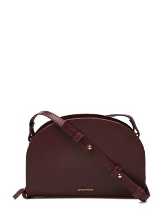 Galax Curve Evening Bag Bags Small Shoulder Bags/crossbody Bags Rød ROYAL REPUBLIQ