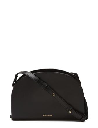 Galax Curve Evening Bag Bags Small Shoulder Bags/crossbody Bags Svart ROYAL REPUBLIQ