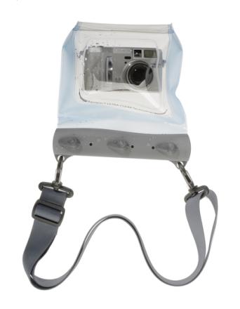 Aquapac Iso vedenpitävä digikameralaukku