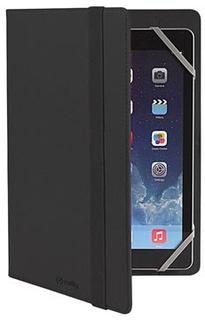 Celly Unitab Universal Tablet Folio Cover - 9-10 - Sort