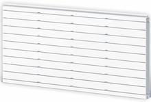 iWALLZ Panel vit 62,5x31,5x3 cm i8002