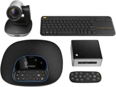 GROUP Kit - videokonferencepakke - med Intel NUC K